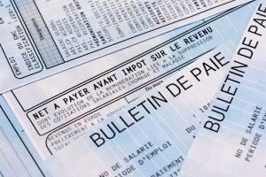 Bulletin de salaire